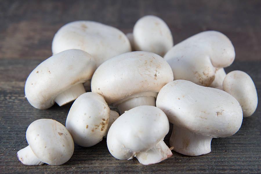 champignon de paris BLANC 300 GR - La Corbeille