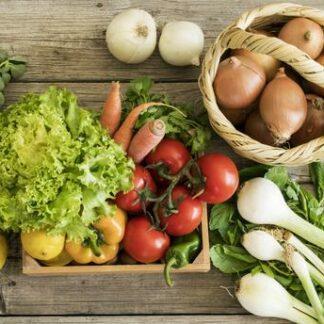 Légumes au details